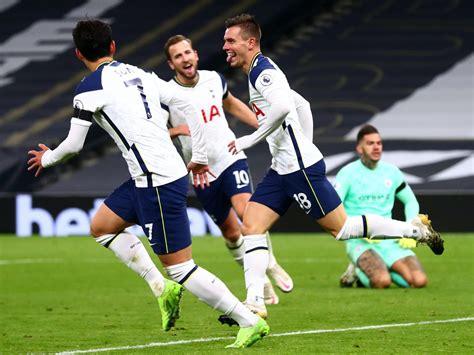 Tottenham top Premier League after Jose Mourinho ...