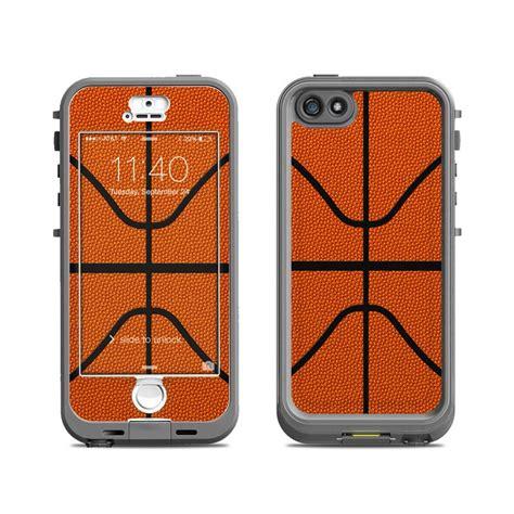 lifeproof iphone  nuud case skin basketball  sports