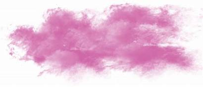 Transparent Smoke Effect Watercolor Colored Painting Clipart