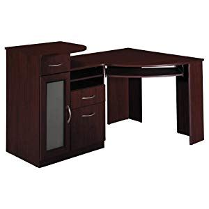 Amazon Com  Ee  Bush Ee   Furniture Vantage  Ee  Corner Ee    Ee  Desk Ee   Harvest