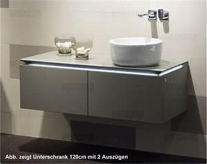 Waschtischunterschrank 120 Cm : villeroy boch legato waschtischunterschrank 120 cm b140l0pn megabad ~ Markanthonyermac.com Haus und Dekorationen