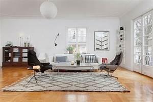 Idée Déco Salon Scandinave : destination d 39 t les salons design scandinaves studio 8d ~ Melissatoandfro.com Idées de Décoration