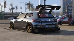 Gta 5 2010 Volkswagen Scirocco Modify  Add