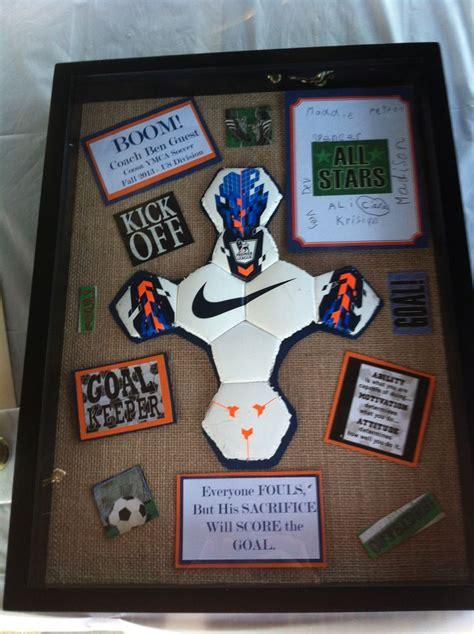 soccer coach gift      auburn colors