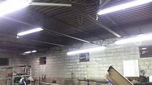 New Lighting For My Shop
