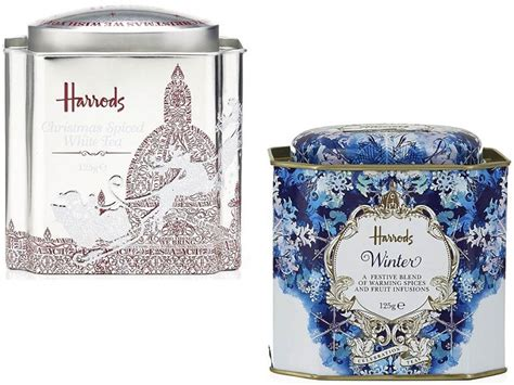 harrods christmas gifts from their luxury food collection