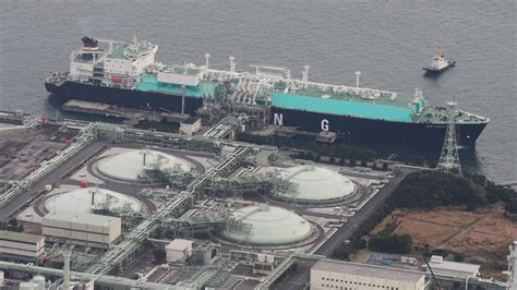 japan  promote american lng exports  eye  trade