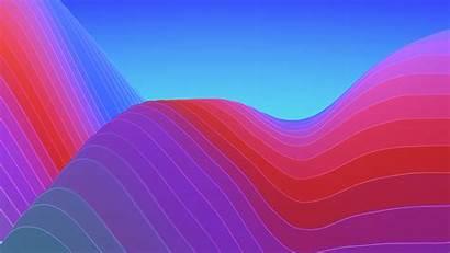 Iphone Gradient Wallpapers Ios Waves True 5k