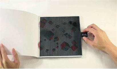 Interactive Paper Effect Books Animation Creative Animations