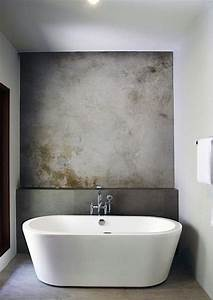 Wall designs for bathrooms : Industrial chic bathroom architetturaxtutti