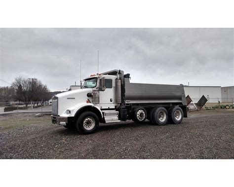 heavy duty kenworth trucks for 2007 kenworth t800 heavy duty dump truck for sale