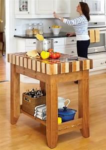 Petit Ilot Cuisine : fabriquer un lot de cuisine 35 id es de design cr atives ~ Premium-room.com Idées de Décoration