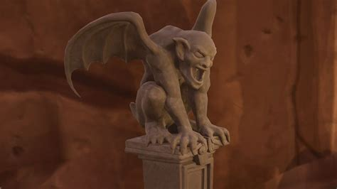 locations   dance   gargoyles