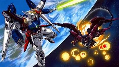 Gundam Burning Wallpapers Wallpapertag Mobile