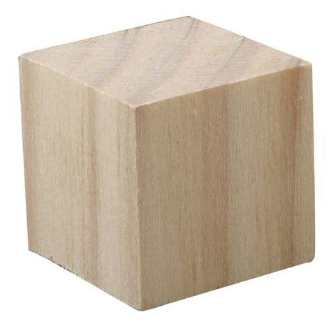 laras crafts wood square block