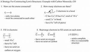 Im3  Lewis Structures  U0026 Multiple Bonds