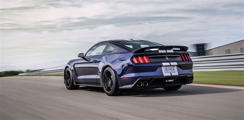 2019 Ford Mustang Shelby Gt350 Gets Some Aero Autoevolution
