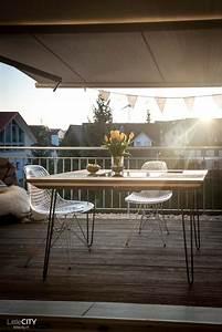 balkontisch glas best merxx gartentisch x cm grau With französischer balkon mit belardo sonnenschirm solar