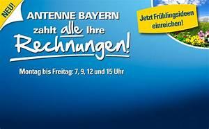 Antenne Bayern Zahlt Ihre Rechnung Aktuell : quersucher ~ Themetempest.com Abrechnung