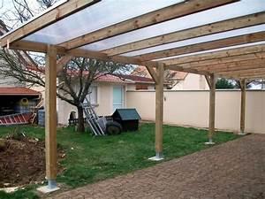 Plaque Alvéolaire Pour Toiture : plaque de polycarbonate pour veranda 2 pergola toiture ~ Edinachiropracticcenter.com Idées de Décoration
