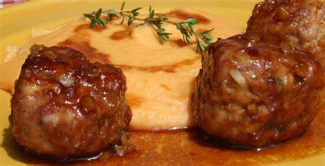 boulettes volaille et chair à saucisse au miel et au thym