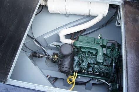Types Of Boats Engines by Guide To Narrowboat Engine Types Understanding How