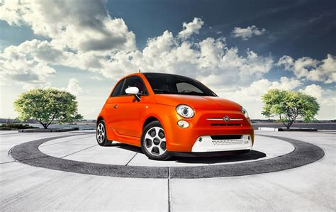 Fiat 500e Range by 2013 Fiat 500e Tops Class With 108 Mpge Highway Rating And