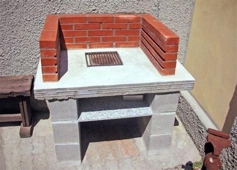 mattoni in cemento per giardino vediamo nel dettaglio come costruire un barbecue di