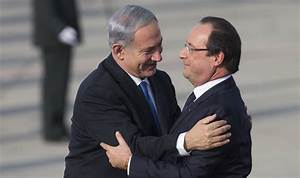 Netanyahu rejects invitation to meet Abbas, Hollande in ...
