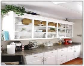 open kitchen cupboard ideas open kitchen cabinets home design ideas
