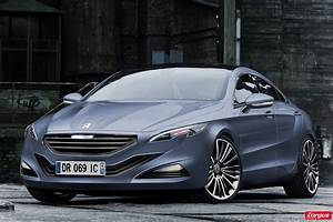 508 Peugeot 2018 : peugeot 508 ii 2018 un style spectaculaire photo 5 l 39 argus ~ Gottalentnigeria.com Avis de Voitures