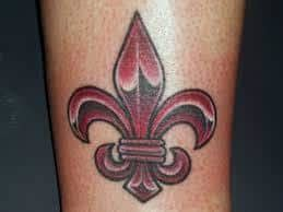 fleur de lis tattoo meaning  tattoo seo