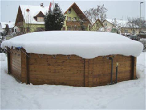 winterabdeckung pool rund winterabdeckung f 252 r pool aufblasbar rund bavaria pool sauna shop
