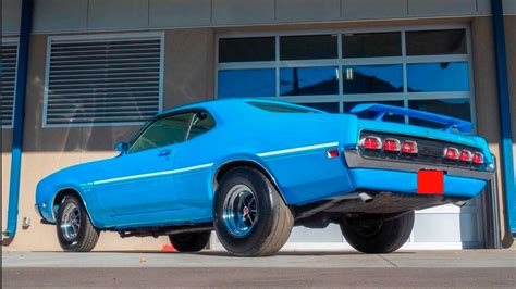 Ranking The 10 Most Badass Muscle Cars Of The '70s | HotCars