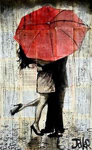 20 Beautiful Abstract Paintings Of Love - Bored Art