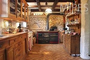Cuisine Ancienne Campagne : belle cuisine ancienne ~ Nature-et-papiers.com Idées de Décoration