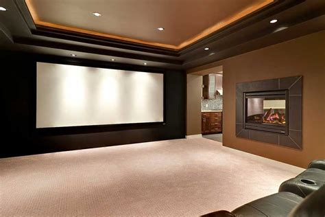 A Home Theater System May Be A Simple Tv With Speakers Or