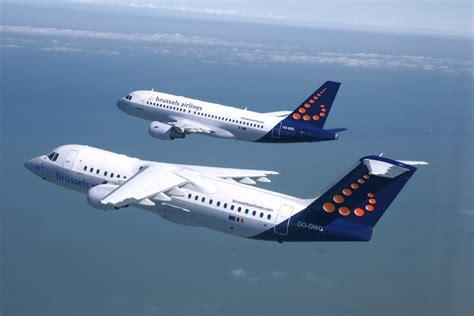 bureau airlines bruxelles maastricht gaat samenwerken met brussels airlines crowne