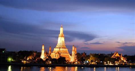 objek wisata  thailand  wajib  dikunjungi