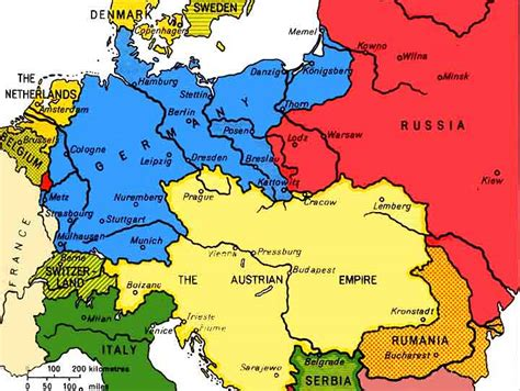 pingoimages world war  map europe