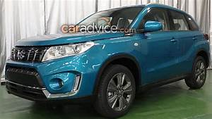 Nouveau Suzuki Vitara 2019 : 2019 suzuki vitara suv leaked online showing new updates ~ Dallasstarsshop.com Idées de Décoration