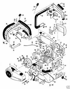 Mini Mac 6 Mcculloch Chainsaw Parts Diagram