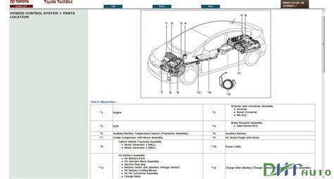 car repair manuals online pdf 2012 toyota prius c parking system toyota prius plug in hybrid zvw35 service repair manual update 2012 automotive heavy