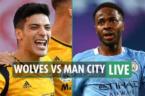 Wolves vs Man City LIVE: Stream, TV channel, kick off time ...