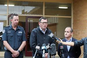 Premier Daniel Andrews visits fire-affected areas at ...