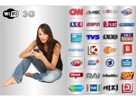 Watch 100 Tv Channels On A Mobile Techradar