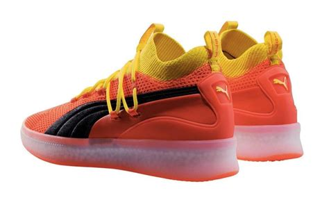 puma introduces incredible  basketball shoes