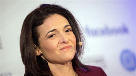 Sheryl Sandberg Cv by Managerin Sheryl Sandberg Spricht 252 Ber Tod Ihres