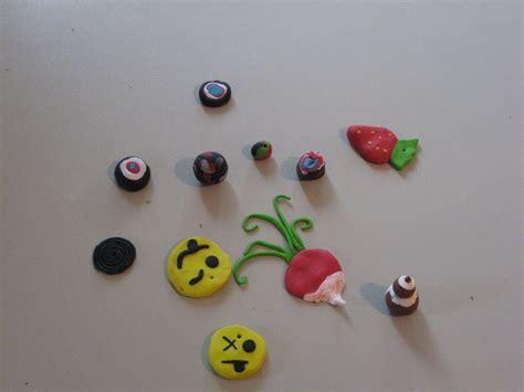 petits objets en pate a 28 images objets en pate fimo
