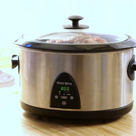 crock pot breast turkey cranberry gravy cooker slow